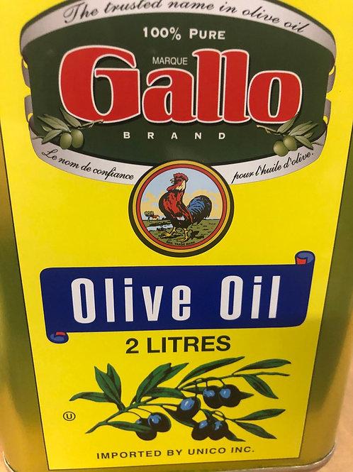 Gallo 2 Litre Olive Oil