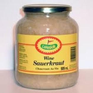 Lakeside Sauerkraut