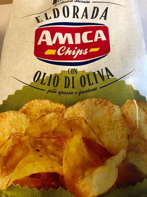 Eldorada Potato Chips - Olive Oil