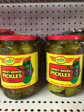 Lakeside Sweet Mixed Pickles