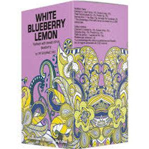 White Blueberry Lemon Tea - Earth Teaze