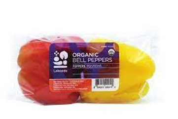 2 Pack Bell Peppers