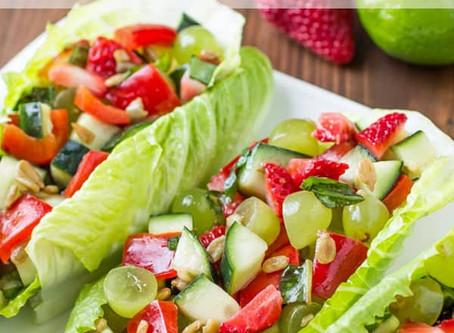 Sarnia Produce Fruit and Veggie Salad