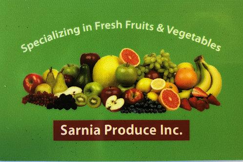 $10 Sarnia Produce Gift Card