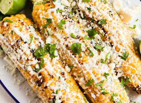 Mexican Street Corn using Ontario's Freshest Corn!!