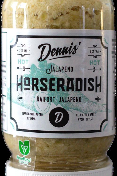 Dennis - Suicide Jalapeno Horseradish