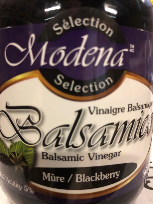 Modena Basalmic Vinegar  - Blackberry