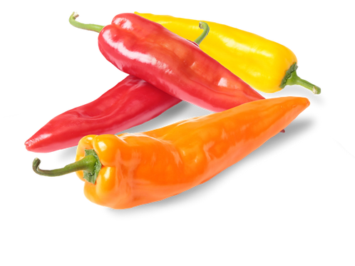 Super Sweet Twister Peppers