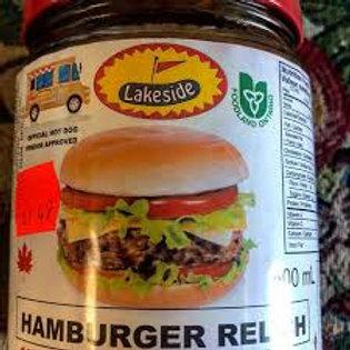 Lakeside Hamburger Relish