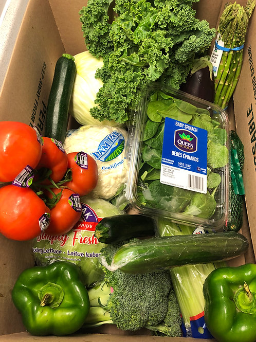Keto Produce Box