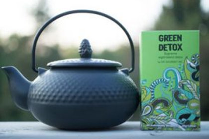 Green Detox Tea - Earth Teaze