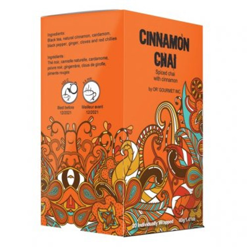 Chai Cinnamon Tea - Earth Teaze
