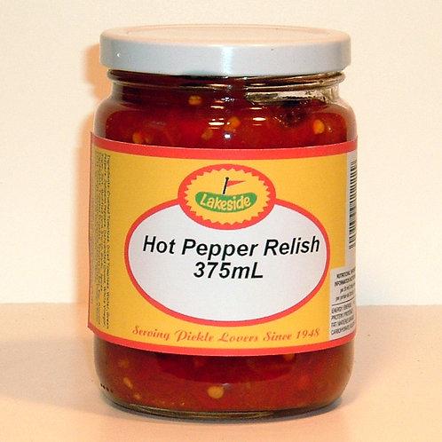 Lakeside Hot Pepper Relish