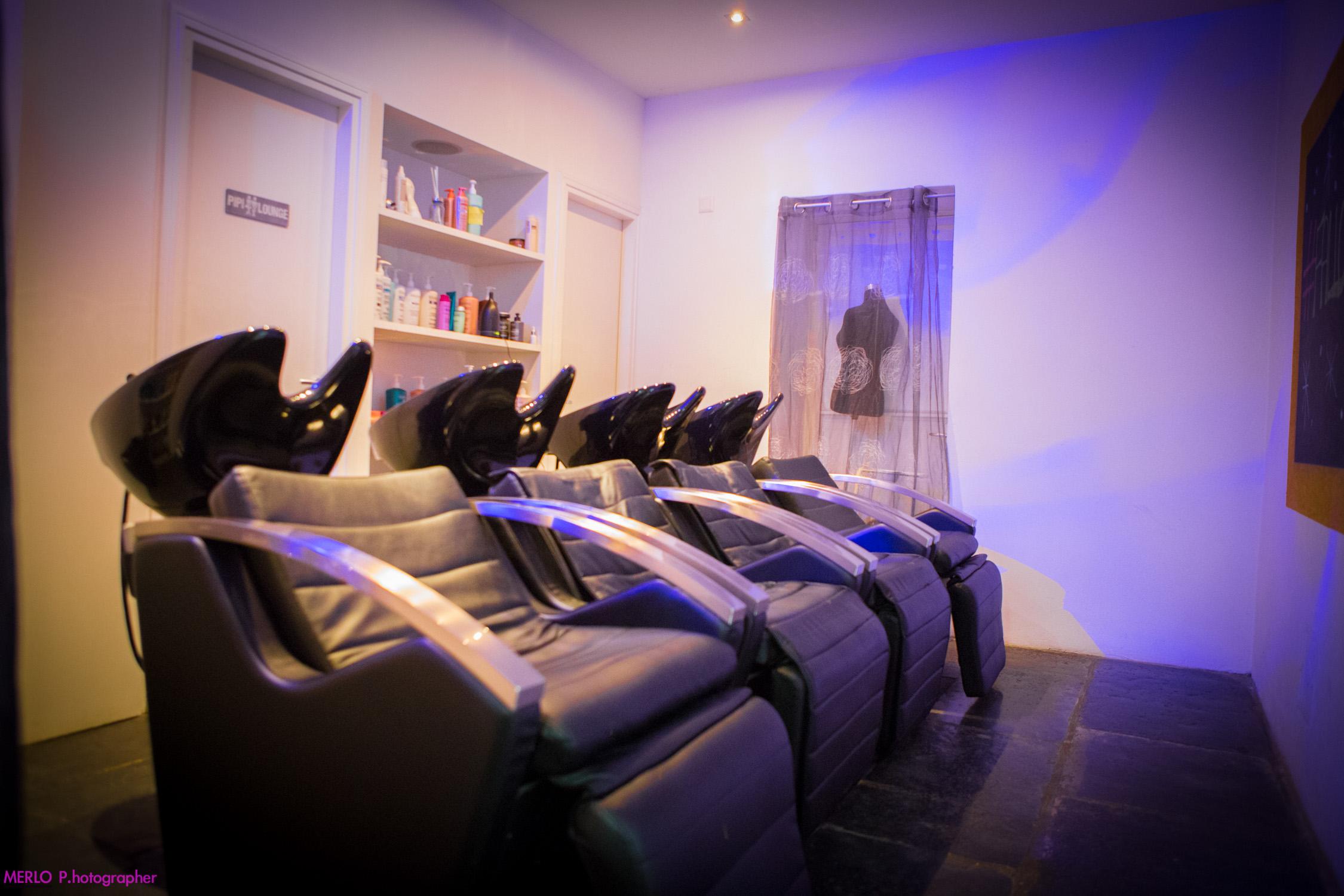Il nostro Salone Merlo Parrucchieri