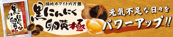 黒にんにく卵黄極