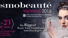 Cosmobeauté vietnam 2016