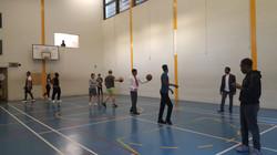 Basketball Session