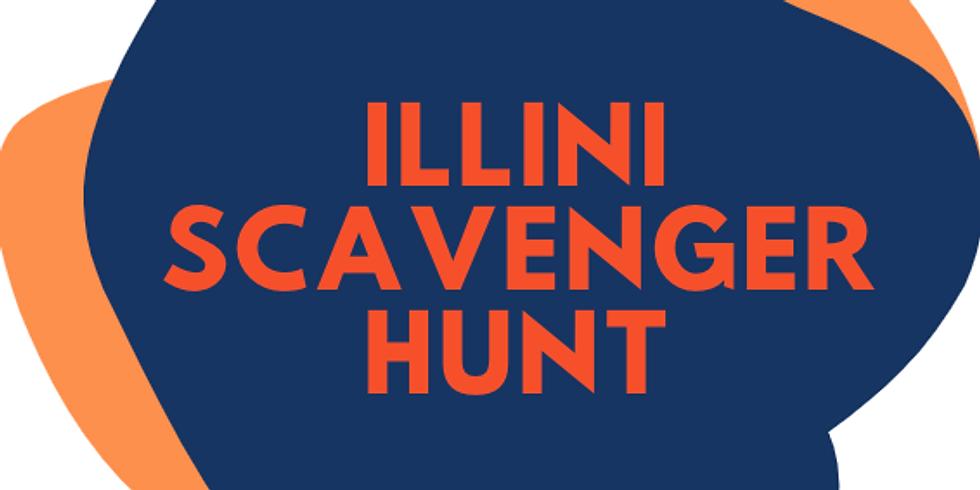 Illini Virtual Scavenger Hunt
