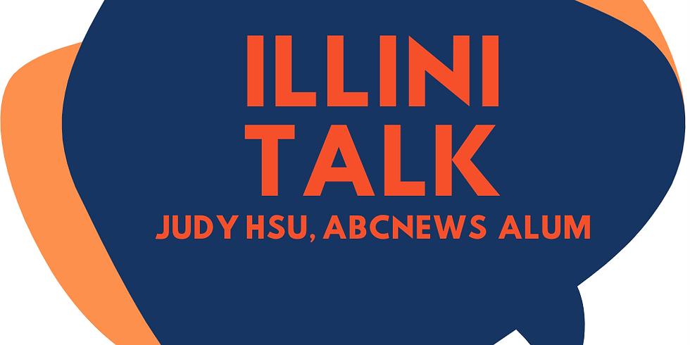Illini Talk with Judy Hsu - Illini alum mom