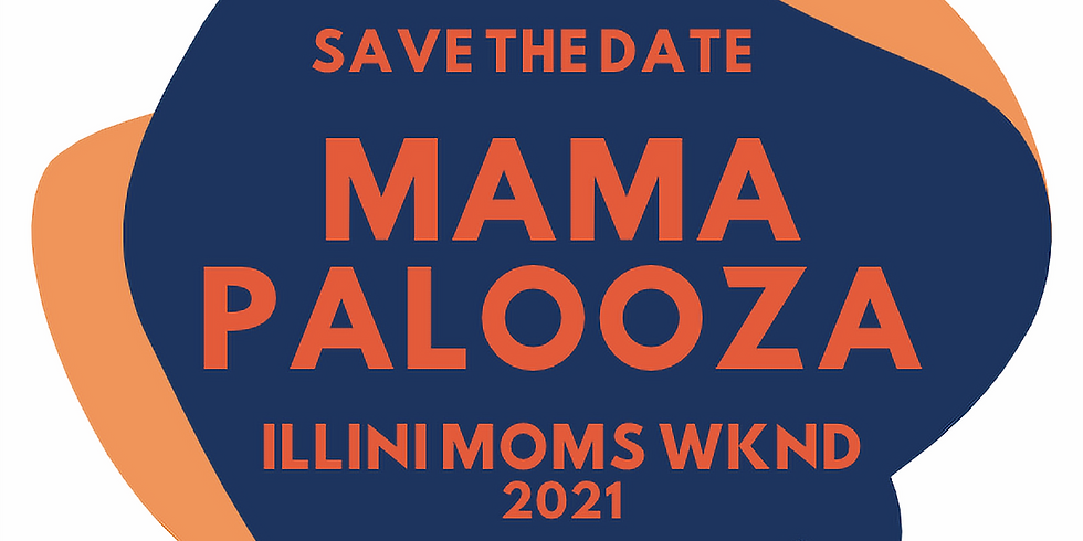 Save the date for Mamapalooza - Virtual Moms Weekend 2021