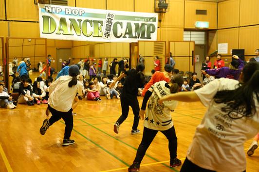 高円寺HIPHOP DANCE CAMP | 株式会社オフィスC・E・R