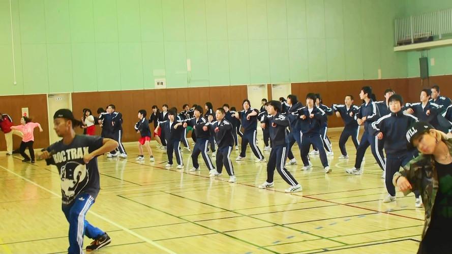 中学校ダンス指導支援   株式会社オフィスC・E・R