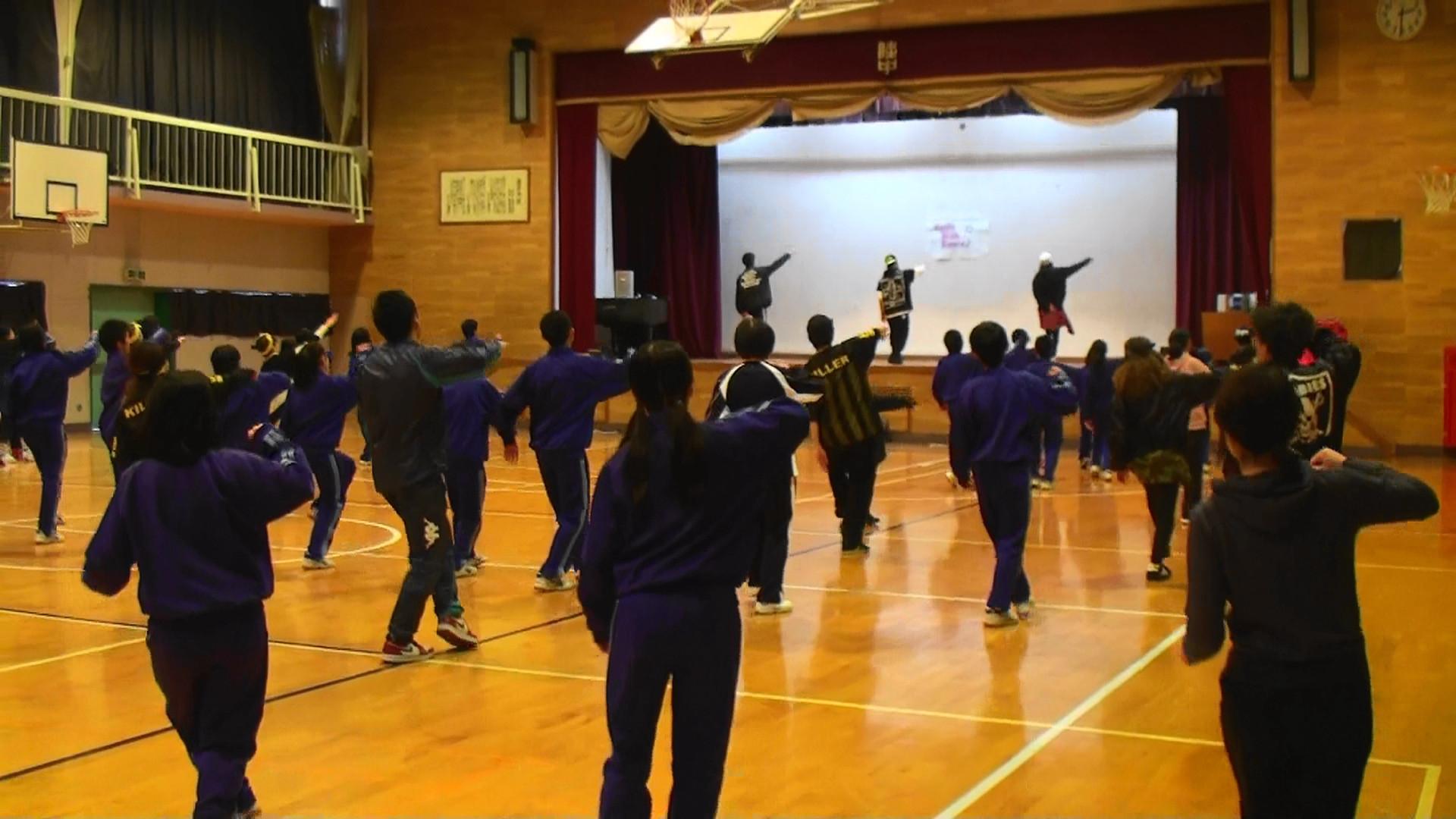 中学校ダンス指導支援 | 株式会社オフィスC・E・R