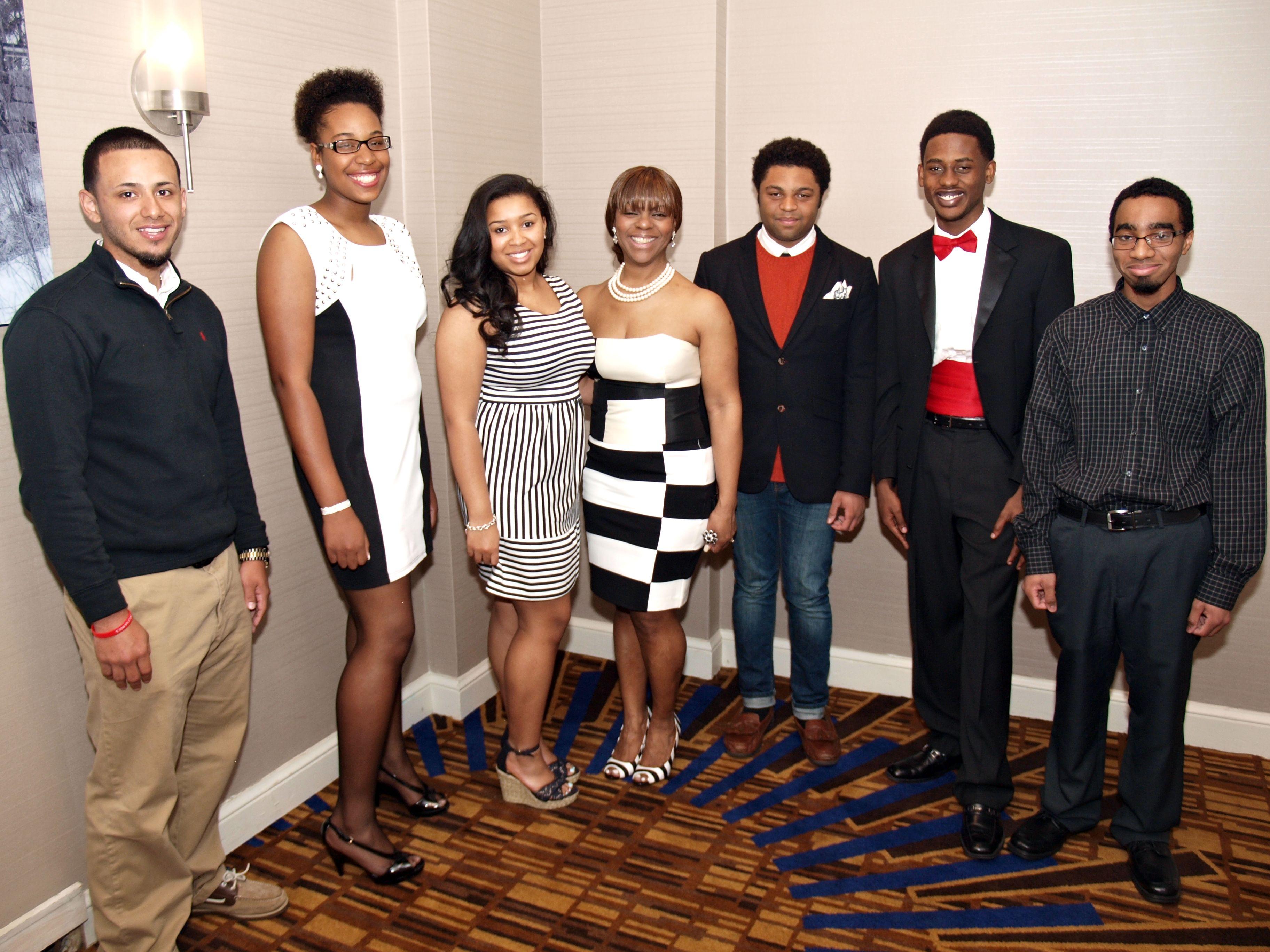 WeCare Scholarship Banquet 2014