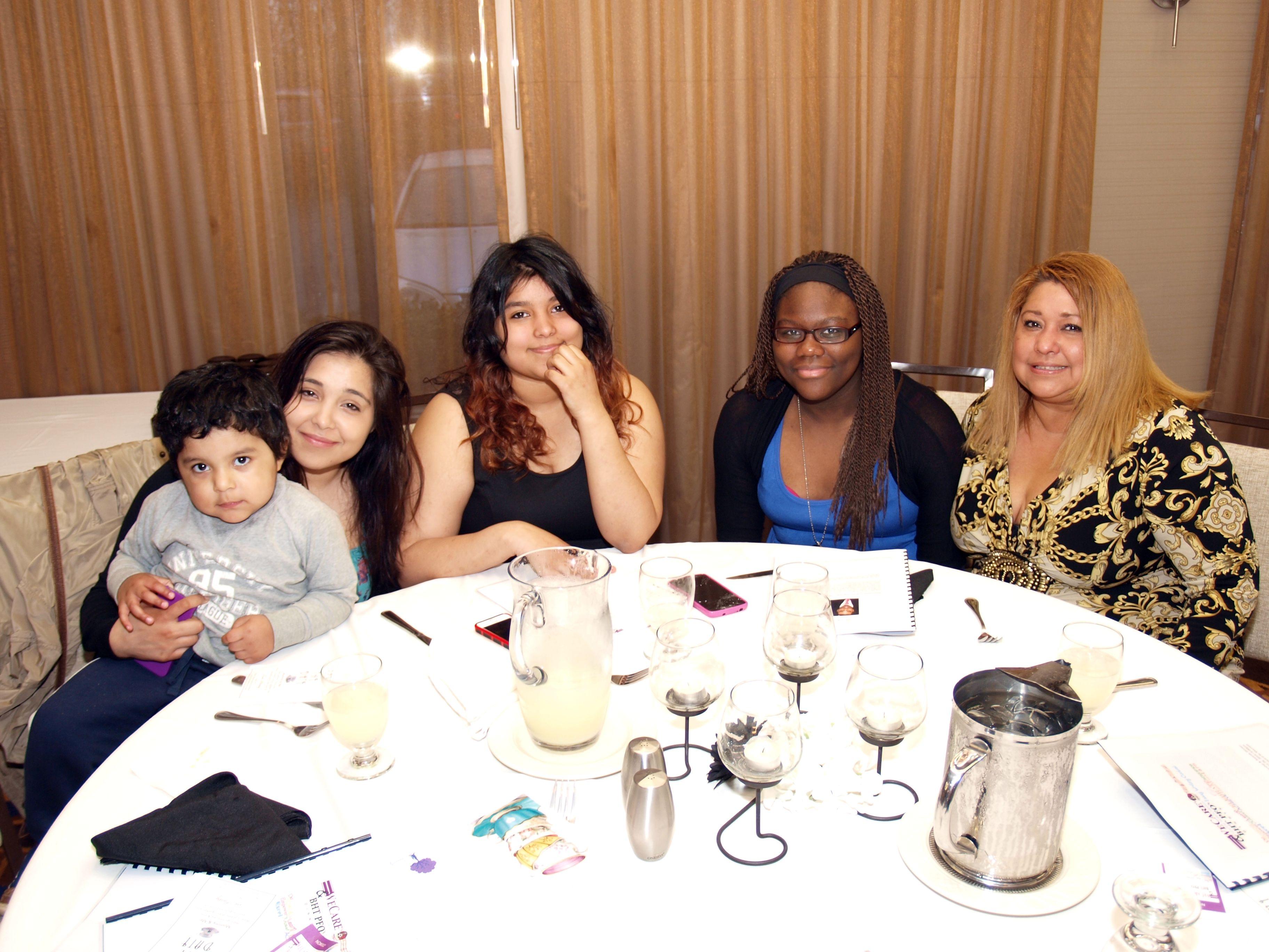 WeCare Scholarship Awards 2014