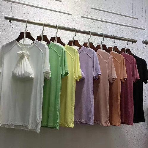 SS T-Shirt w/ pouch