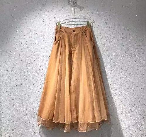 FM-Band Waist Skirt