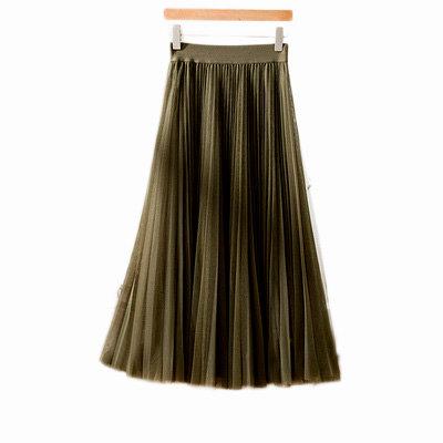MBER-Tutu Skirt Pleated