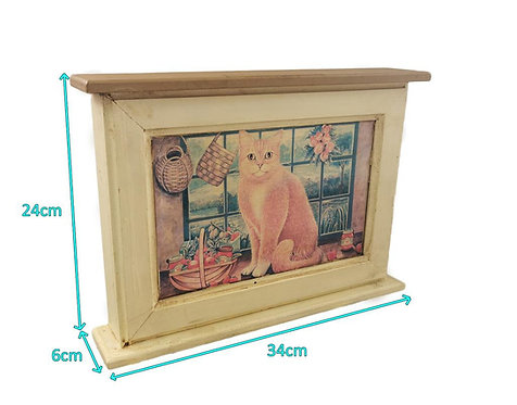 Cats Collection Key Holder