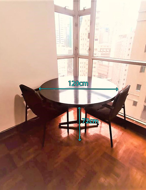 Round Table w/ 4 Chairs