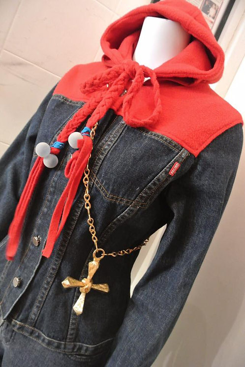 Pacino Wan Denim Jacket