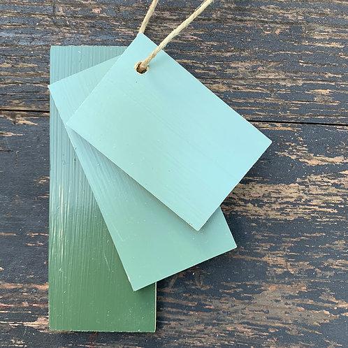 Linoljefärg Bladgrön