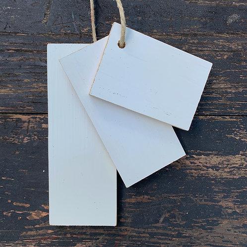 Linoljefärg Silver Grå