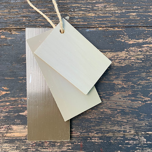 Linoljefärg Jordbrun