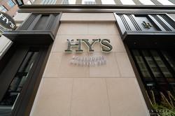 Hy's Restaurant Toronto