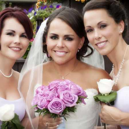 Maquillage - Mariage