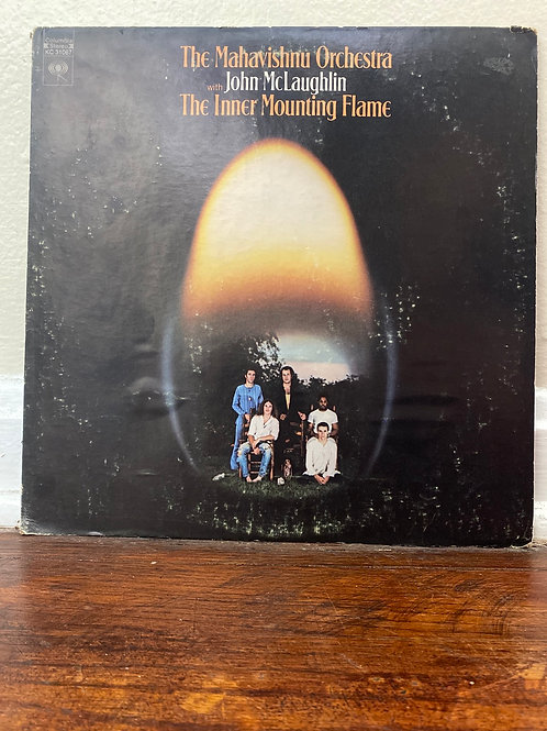 Mahavishnu Orchestra- The Inner Mounting Flame