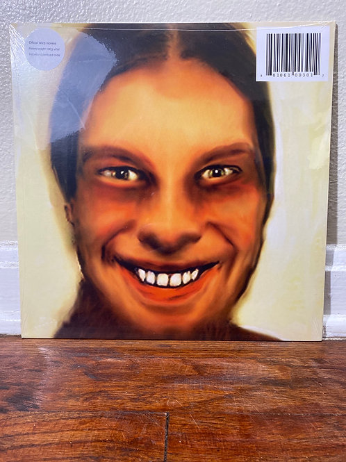 Aphex Twin - I Care Because You Do LP