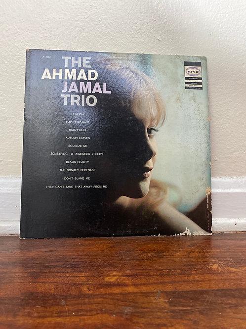 The Ahmad Jamal Trio