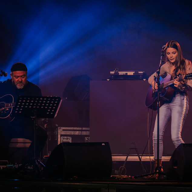 Ina Rose Duo Oosthoek Live
