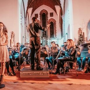 Christmas Concert Concertband Pede
