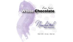 White Chocolate Label