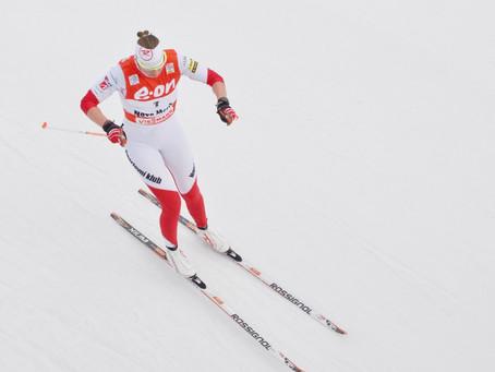 Obzory sportovních osobností - Martina Chrástková - běžkyně na lyžích