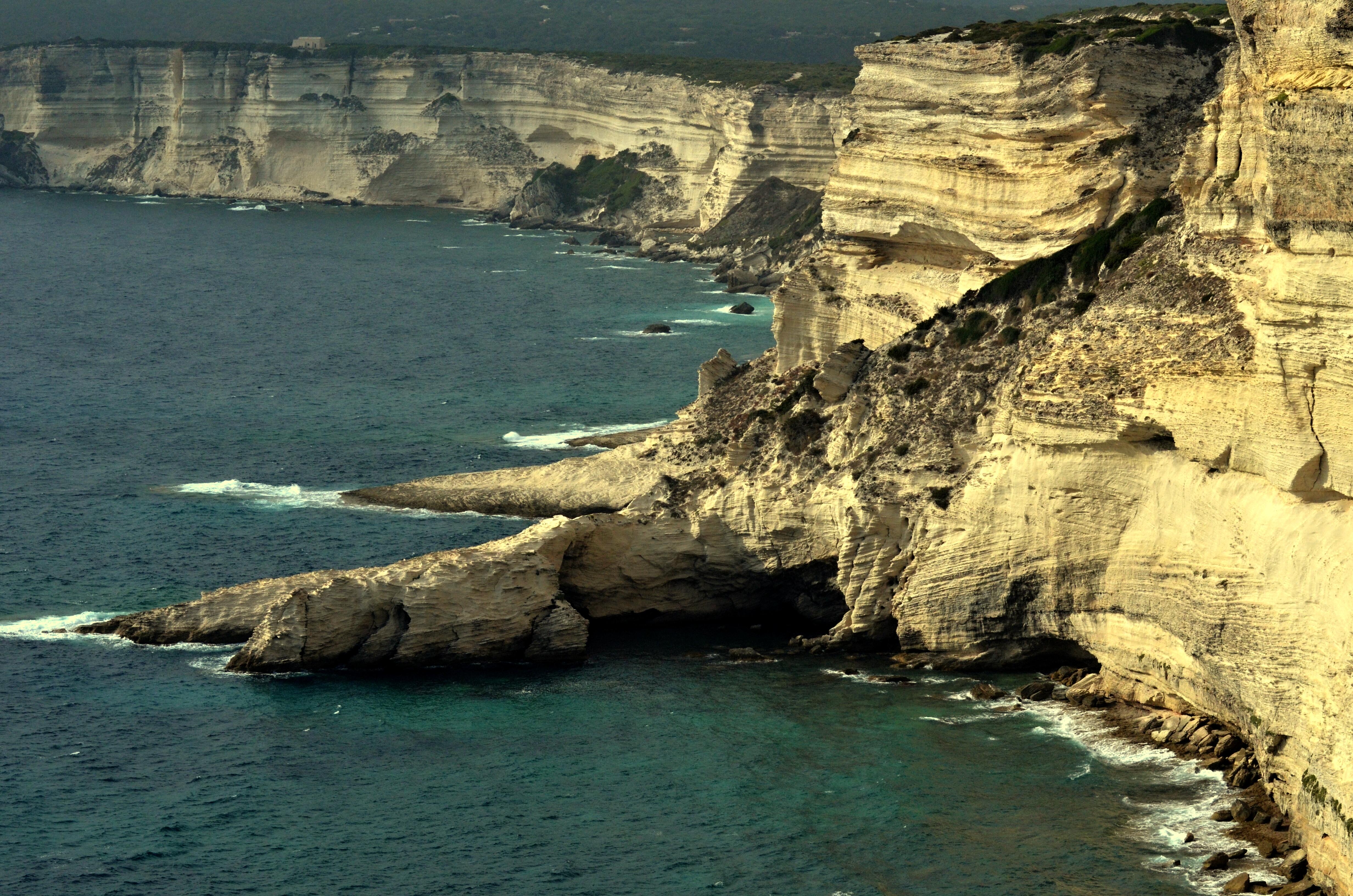 Bonifaccio, Corsica (FRA)