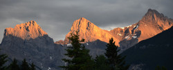 Thhree Sisters, Canmore (CAN)