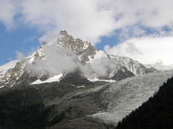 Aiguille du Middi (3 842 m; FRA)